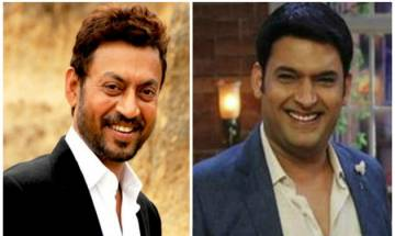 FIR filed against Kapil Sharma and Irrfan Khan for alleged unauthorised construction in Goregaon
