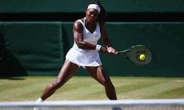 Tennis star Serena Williams pens poem on female power