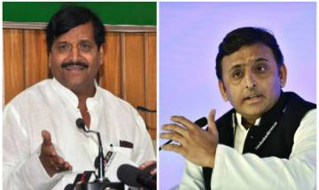 Akhilesh vs Shivpal: All out war breaks out in SP ahead of UP polls, Shivpal says ready to fight elections under Mulayam