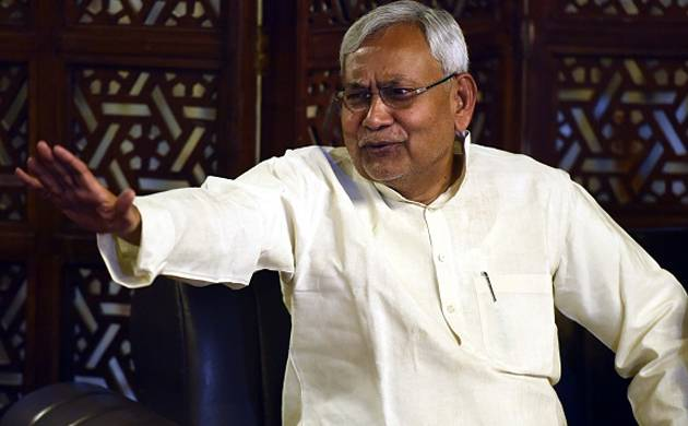 Nitish Kumar (Source: Getty)