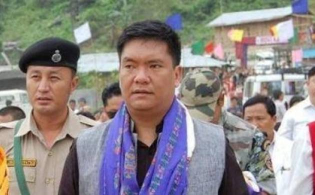 Arunachal Pradesh Chief Minister Pema Khandu (File photo)