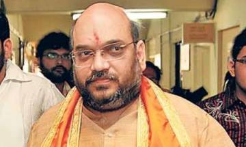 Amit Shah, Bandaru Dattatreya take part in cleanliness drive on Prime Minister's b'day