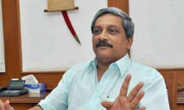 Kejriwal's tongue had to be trimmed as he spoke against PM: Defence Minister Manohar Parrikar