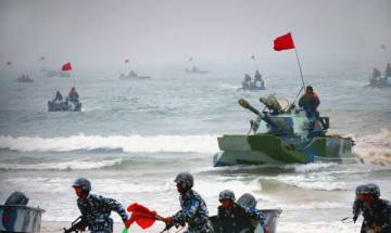 China, Russia conclude joint naval exercise, strengthen China's claim over the South China Sea