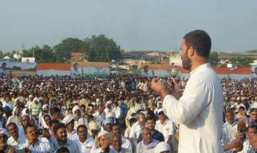 BJP and RSS neither love cow nor religion, they just love power: Rahul Gandhi