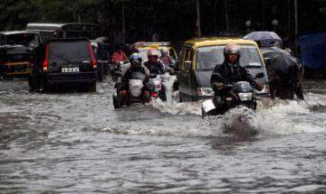 Watch video: Mumbai faces water-logging, traffic snarls due to heavy rains