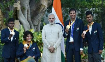 Sports Ministry all set to honor Paralympic medalists, will propose their names for Padma awards