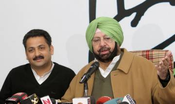 Amrinder Singh says Punjab only for Punjabis, attacks AAP by claiming it will bring anarchy