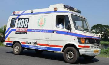 Ambulances a source of  disease causing microorganisms: Study