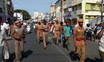 Coimbatore: 80 held for violence at funeral procession of Hindu Munnani worker