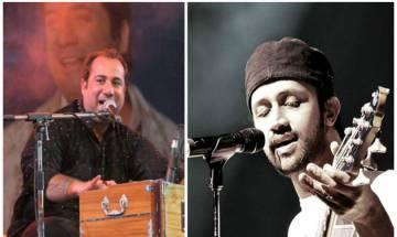 Pakistani singer Shafqat Amanat Ali and Atif Aslam's concert cancelled