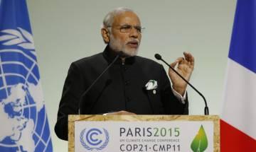 India set to ratify Paris Climate Change Agreement on Gandhi Jayanti
