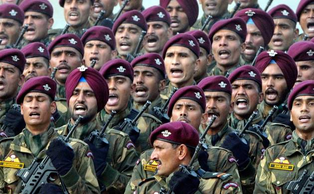 Indian Army Parachute Regiment