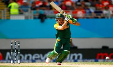 Faf Du Plessis's scintillating century helps South Africa beat Australia by 142 runs in second ODI