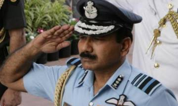 Situation still 'live' after surgical strikes and ready for any challenge, says IAF Chief Arup Raha