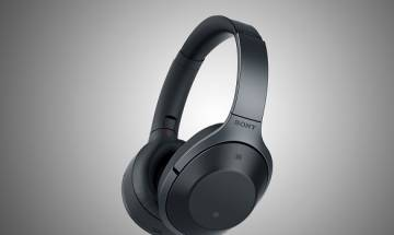 Sony unveils MDR-100X headphones with active noise cancelling feature