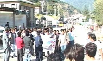 Watch: Angry PoK locals and leaders protest against terror camps, which they say, are thriving in the region