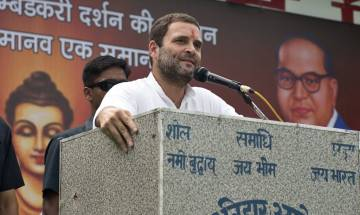 Will not support use of Indian Army in posters, tweets Rahul Gandhi