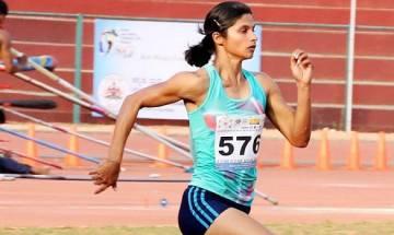 Sprinter Srabani Nanda bags Ekalabya Award