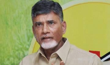 CM Chandrababu advances deadline for construction of Andhra Pradesh's new capital city