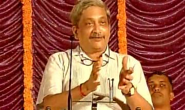 Surgical strikes: No need of certificate to prove bravery of Army soldiers, says Manohar Parrikar