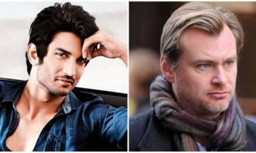 Sushant Singh Rajput wishes to work with Oscar-winning American filmmaker Christopher Nolan
