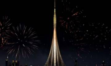 Construction of world's tallest building begins in Dubai