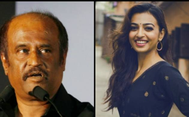 Radhika Apti says there is no bigger star than Rajinikanth