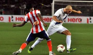 Atletico de Kolkata plays 1-1 draw with Mumbai City FC