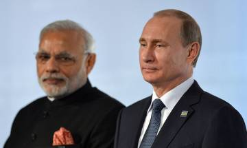 Ahead of Modi-Putin meeting in Goa, India conveys to Moscow its opposition to Russia-Pakistan military exercise