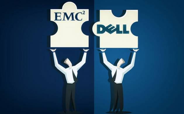 Dell and EMC (souce: dazeinfo)