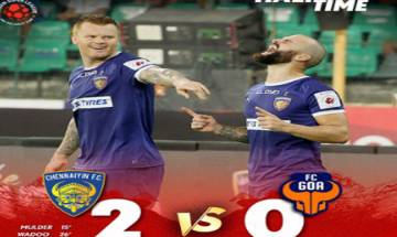 Hans Moulder leads Chennaiyin FC to their first victory in ISL-3