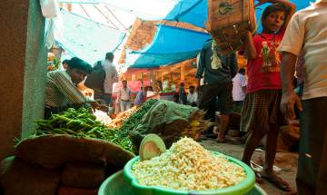 Wholesale inflation eased to 3.57 per cent as vegetable prices soften