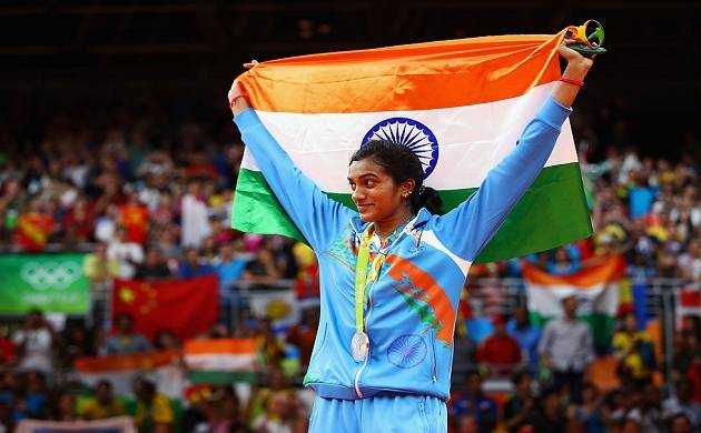 Olympic silver-medalist P V Sindhu  - File Photo (Getty)