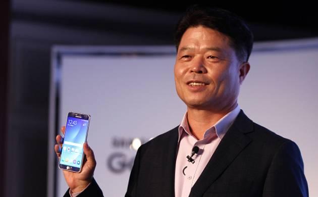 Samsung Galaxy Note 7 (source: Getty)