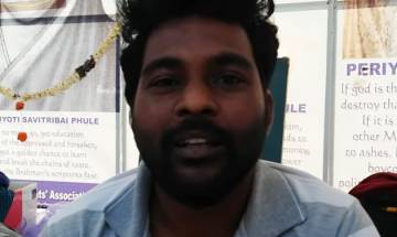 Watch video: 'My name is Rohith, I am a Dalit', said Rohith Vemula in WhatsApp video days before committing suicide