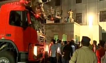 Video: More than 20 killed as major fire breaks out at IMSSUM hospital in Bhubaneswar