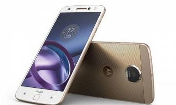 Motorola Moto Z, Moto Z Play sale live now; buy online at Rs. 39,990