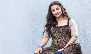 Vidya Balan starrer Kahaani 2 - Durga Rani Singh's first look creates huge curiosity