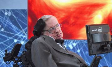Stephen Hawking warns artificial intelligence may be humanity's greatest disaster