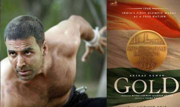 'Gold' first look: Akshay Kumar's patriotic film tells the story of India's first Olympic medal