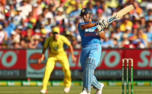 Indian ODI skipper MS Dhoni - File Photo (Getty)