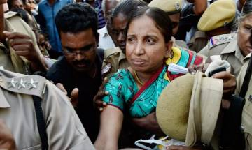 Rajiv Gandhi case convict Nalini Sriharan approaches NCW for release