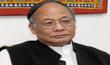 Manipur chief minister Okram Ibobi escapes unhurt in firing at Ukhrul helipad