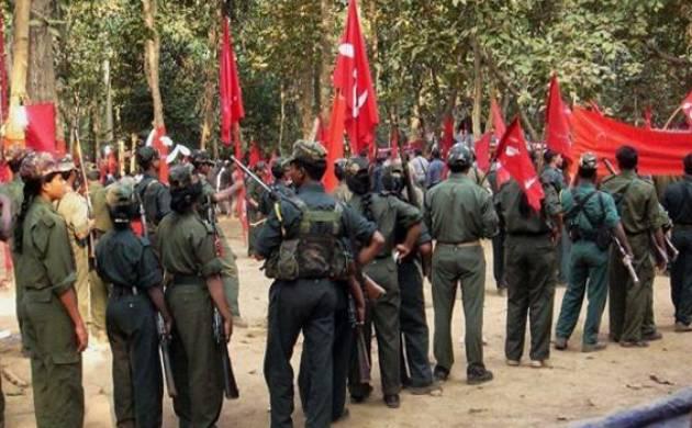 Malkangiri Maoists Encounter