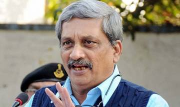 Defence Minister Manohar Parrikar slams forced army donations