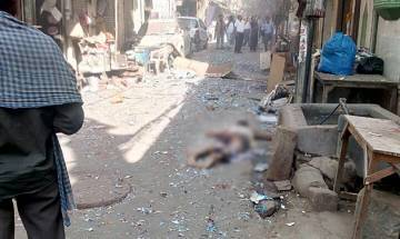 Chandni Chowk blast: Cause uncertain, cops hunt for man carrying crackers in plastic bags