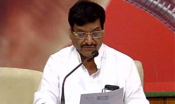 Watch: Shivpal Yadav expels SP leader Pawan Pandey from party