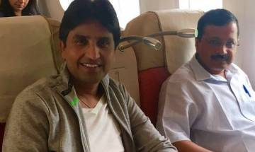 SC issues notice to UP Govt, stays court proceedings against Kejriwal, Kumar Vishwas in 2014 criminal case