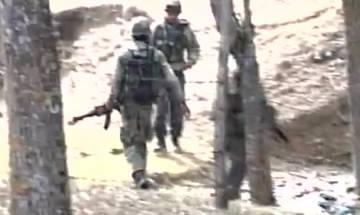 Encounter in Drugmulla, J&K: Fierce exchange of fire between security forces and millitants